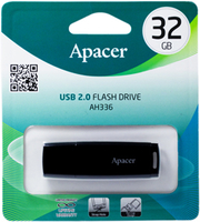 32 GB USB Flash Apacer AH336, чёрный